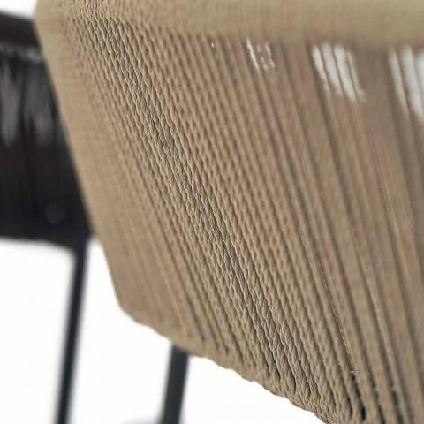 Varaschin Cricket krzesło strony zewnętrznej włókniny, 2 kawałki