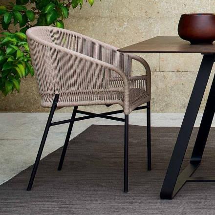 Varaschin Cricket fotel ogrodowy design, 2 szt