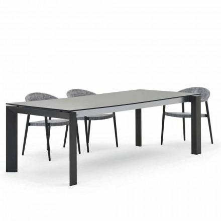 Varaschin Dolmen stół do zewnątrz design, 240x100 cm