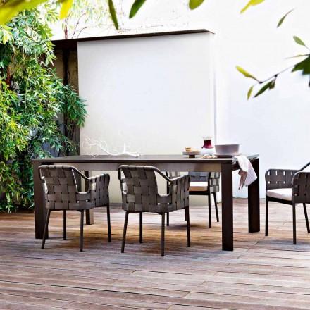 Varaschin Dolmen stół rozkłądany do ogrodu do 380 cm