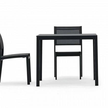 Varaschin Victor stół do wnętrz/zewnątrz, nowoczesny design