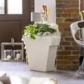 Wazon dekoracyjny do ogrodu Slide Il Vaso, nowoczesny design