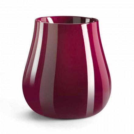 Dekoracyjny wazon w kształcie kropli z polietylenu Wyprodukowano we Włoszech - Monita