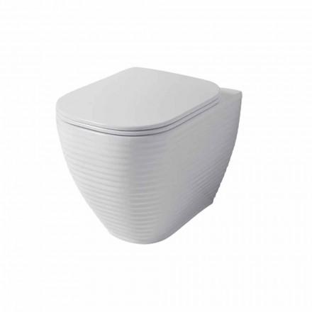 Zaprojektuj wazon toaletowy w białej lub kolorowej ceramice Trabia