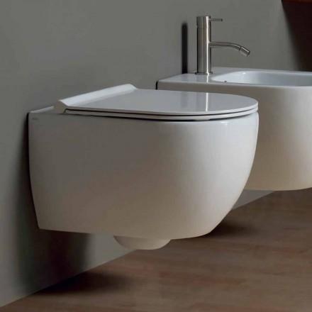 Nowoczesny design ceramiczny wiszący ścienny Star 50x35 wykonany we Włoszech