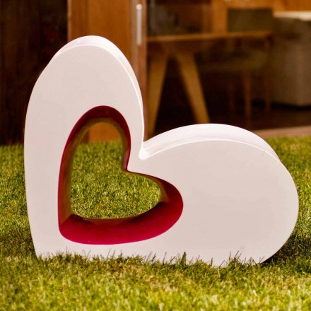 Vondom Agatha fotel do ogrodu design z kolorowego polietylenu