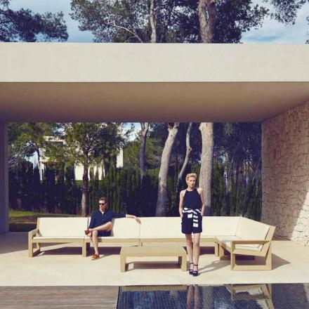 Vondom Frame salon do ogrodu design z żywicy polietylenowej