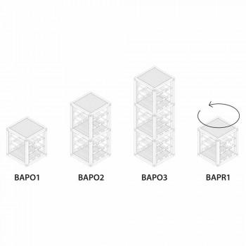 Ciotka wieże Babel Butelka