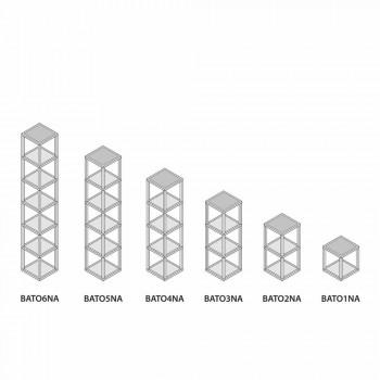 Ciotka wieże Babel system modułowy